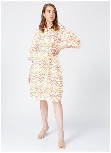 Fabrika Comfort Fabrika Comfort Elbise Renkli